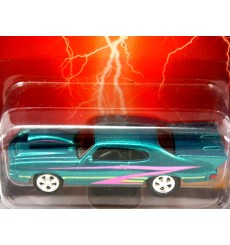 Johnny Lightning Red Card Series 1970 Pontiac GTO NHRA ProStock Goin' Goat