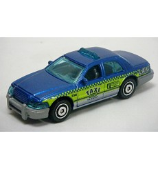 Matchbox - Ford Crown Victoria Taxi Cab