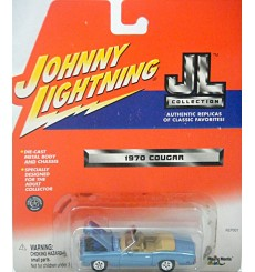 Johnny Lightning - JL Collection - 1970 Mercury Cougar Convertible