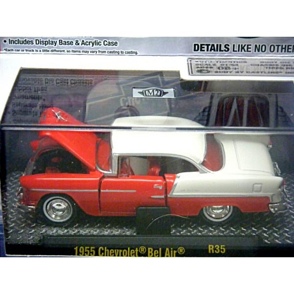 Car M Bel Bewertung m2 machines auto thentics 1955 chevrolet bel air hardtop