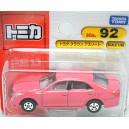 TOMY - 92 - Toyota Crown Athlete - Japan only Blister