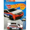 Hot Wheels Honda Odyssey Minivan