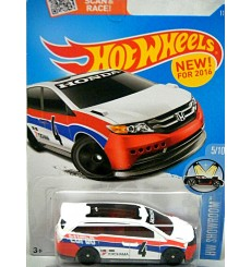 Hot Wheels Honda Odyssey Minivan