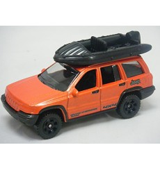 Matchbox - Jeep Collection - Jeep Grand Cherokee