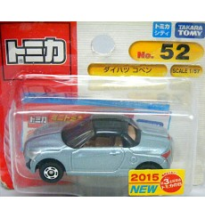 TOMY - 52 - Daihatsu Copen Convertible - Japan only Blister