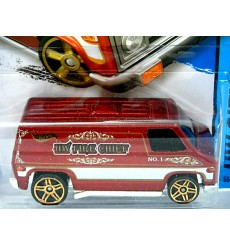 Hot Wheels - Super Van - Fire Chief