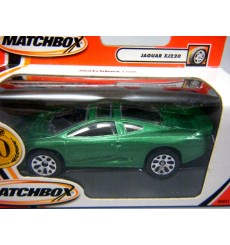 Matchbox Jaguar XJ6 Union Jack Sedan