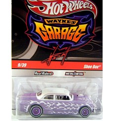 Hot Wheels Wayne's Garage 50 Ford Shoebox Hot Rod