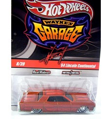 Hot Wheels Wayne's Garage 1964 Lincoln Continental Lowrider