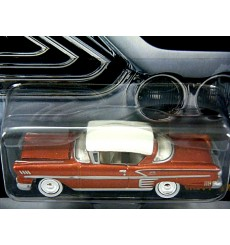 Johnny Lightning American Chrome 1958 Chevrolet Impala