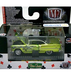 M2 Machines - Wild Card Series - 1955 Chevy Bel Air Gasser