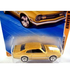 Hot Wheels 2010 First Editions 1971 Ford Maverick Grabber
