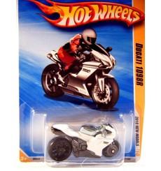 Hot Wheels 2010 New Models Series Ducati 1098R Motorcycle
