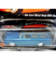 Johnny Lightning Hot Rods Series - The Rumbler - Rambler Station Wagon