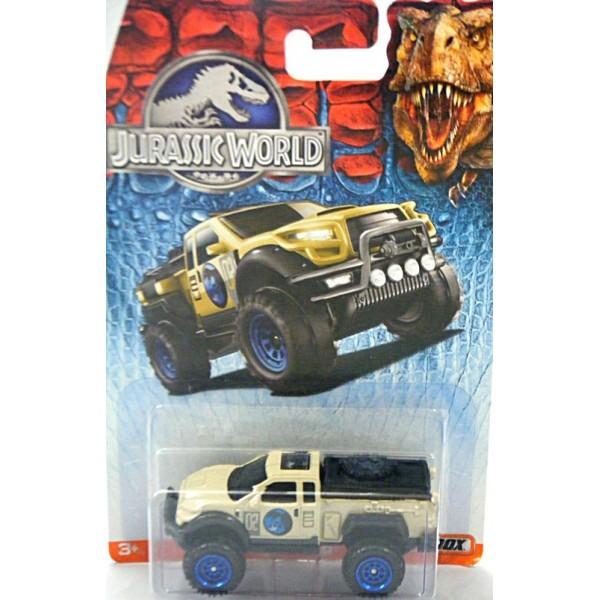 Matchbox Jurassic World Questor Global Diecast Direct