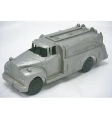 Vintage Plastic Aviation Fuel Truck
