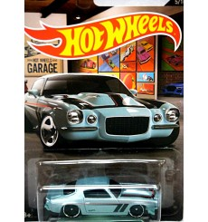 Hot Wheels Garage Series - 1970 Chevrolet Split Bumper Camaro