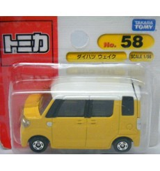 TOMY - 58 - Daihatsu Wake - Japan only Blister