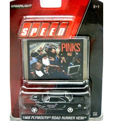 Greenlight Speed TV - 1968 Plymouth Roadrunner