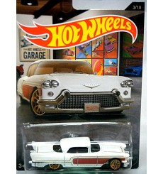 Hot Wheels Garage - 1957 Cadillac Eldorado