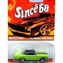 Hot Wheels Since 68 1970 Plymouth Road Runner