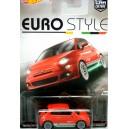 Hot Wheel Car Culture - Euro Style - Fiat 500