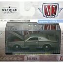 M2 Machines - Titanium - 1971 Dodge Charger R/T Hemi