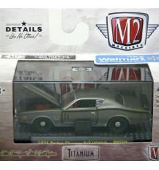 M2 Machines - Titanium - 1970 Oldsmobile 442 W-30