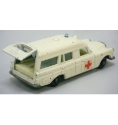 "Matchbox - Mercedes-Benz ""Binz"" Ambulance - with stretcher"