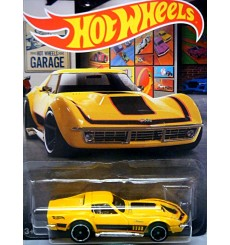 Hot Wheels Garage - 1969 Chevrolet COPO Corvette Stingray