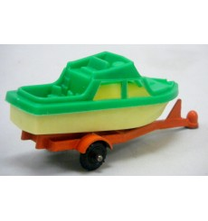 Midgetoy - Cabin Cruiser Power Boat & Trailer