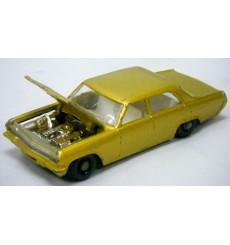 Matchbox Regular Wheels (36-C-2) Opel Diplomat