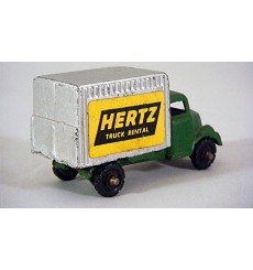 Rare Barclays Hertz Moving Truck