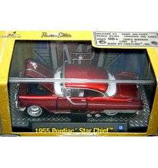 M2 Machines 1955 Pontiac Star Chief with Lake Pipes
