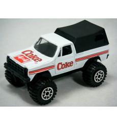 Hartoy - Coca Cola Chevrolet Pickup Truck
