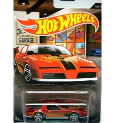 Hot Wheels Garage - Pontiac Firebird Trans Am