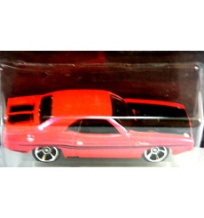 Hot Wheels Garage - 1970  Dodge Hemi Challenger