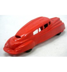 Acme Plastic Toys - Streamlined Sedan (1947)