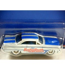 Hot Wheels Nostalgia Pop Culture Series - Nestle Baby Ruth - 1964 Ford Falcon