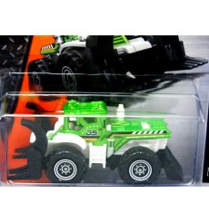 Matchbox - Dirt Smasher  - Farm Tractor