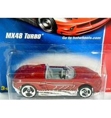 Hot Wheels - Mazda MX48 Turbo Concept Vehicle