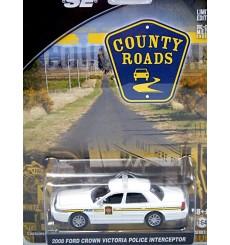Greenlight County Roads Series - Chesterfield VA Ford Police Interceptor