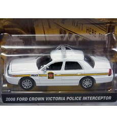 Greenlight County Roads Series - Chesterfield VA Ford Police Interceptor