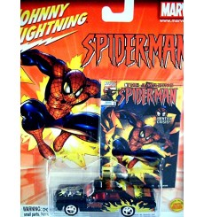 Johnny Lighting Marvel Comics Promo - Spiderman Dodge Monaco
