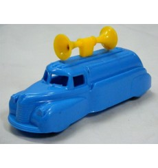 Thomas Toys (No. 257)  Polyethylene Sound Truck