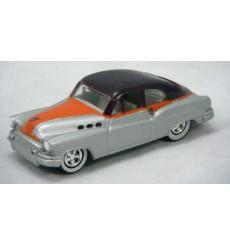 """Johnny Lightning Hot Rods - 1950 Buick Sedanette """"Bumongous"""" Street Rod"""