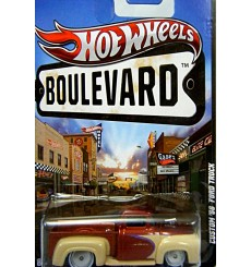 Hot Wheels Boulevard Series - 1956  Ford Pickup Truck