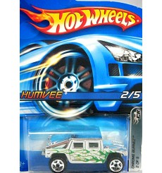Hot Wheels  - HumVee - Hummer
