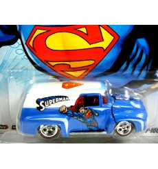 Hot Wheels Nostalgia Series - DC Comics - Superman - Ford F-100 Panel Truck