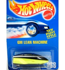 Hot Wheels  - General Motors Lean Machine